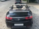Rent-a-car Mercedes-Benz S-Class S 560 Cabriolet 4Matic AMG equipment in Italy, photo 3