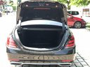 Rent-a-car Mercedes-Benz S-Class S400 Long 4Matic Diesel AMG equipment in Milan, photo 11