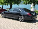 Rent-a-car Mercedes-Benz S-Class S400 Long 4Matic Diesel AMG equipment in Milan, photo 2