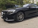 Rent-a-car Mercedes-Benz S-Class S500 Cabriolet in Verona, photo 1