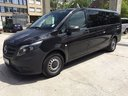 Rent-a-car Mercedes-Benz VITO Tourer 116 CDI (9 seats) AMG equipment in Naples, photo 1