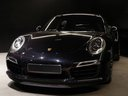 Rent-a-car Porsche 911 991 Turbo S Ceramic LED Sport Chrono Package in Milan, photo 1