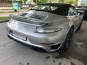 Rent-a-car Porsche 911 991 Turbo S in Sorrento, photo 2