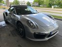 Rent-a-car Porsche 911 991 Turbo S in Sorrento, photo 1