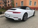 Rent-a-car Porsche 911 Carrera 4S Cabrio in Verona, photo 5