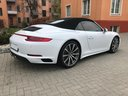 Rent-a-car Porsche 911 Carrera 4S Cabrio in Verona, photo 4