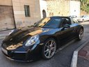 Rent-a-car Porsche 911 Targa 4S in Sorrento, photo 1