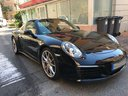 Rent-a-car Porsche 911 Targa 4S in Sorrento, photo 2