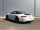 Rent-a-car Porsche 911 Targa 4S White with its delivery to Roma-Fiumicino airport, photo 2