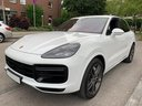 Rent-a-car Porsche Cayenne Turbo V8 550 hp in Sorrento, photo 1