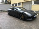 Rent-a-car Porsche Panamera Turbo Executive in Province of Siena, photo 1