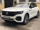 Rent-a-car Volkswagen Touareg R-Line in Naples, photo 2