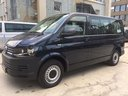 Rent-a-car Volkswagen Transporter T6 (9 seater) in Naples, photo 1